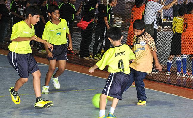Futsal Tournament 2014