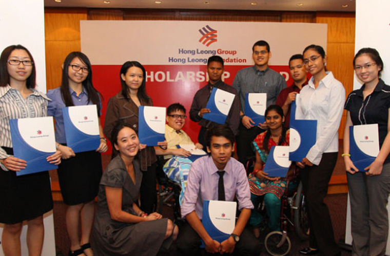 Hong Leong Foundation Awards RM3.2mil in Scholarships to 96 Scholars