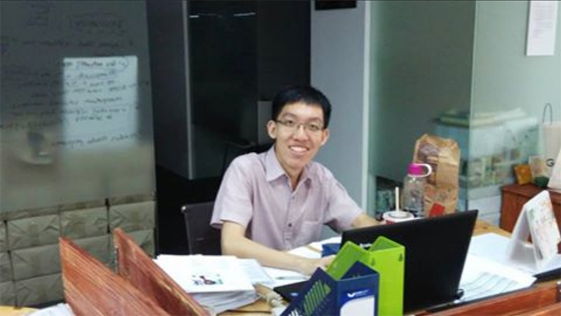 Intern Diaries – Zhi Sheng
