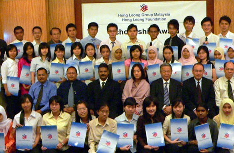 Hong Leong Group Malaysia Helps Build an Educated Society