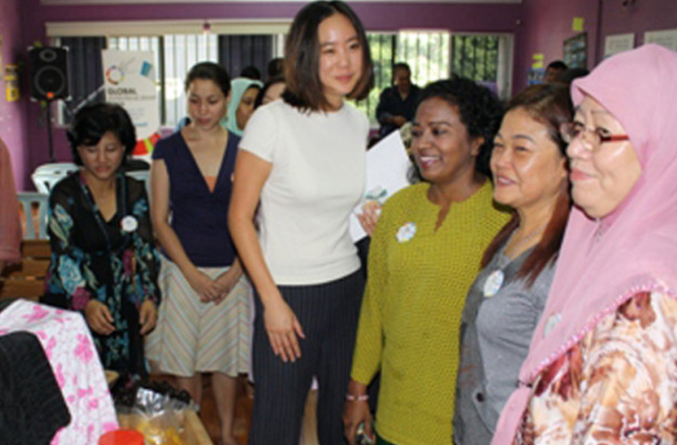 Entrepreneurship Walking Tall At Chow Kit