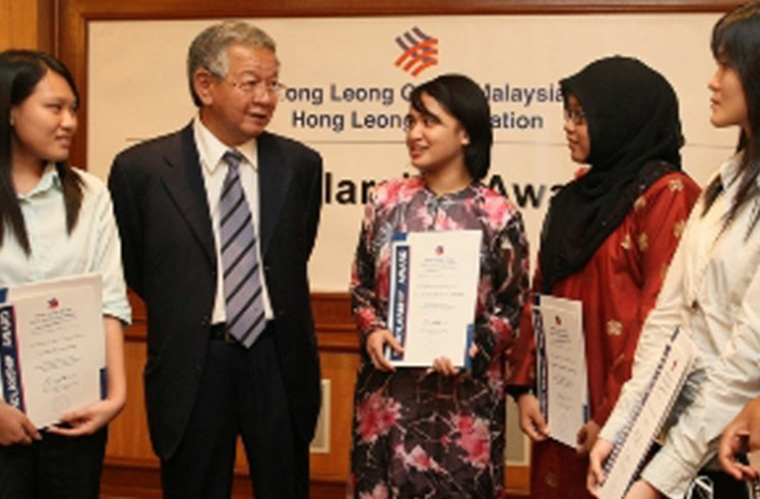 Hong Leong Group Helps Build an Educated Society