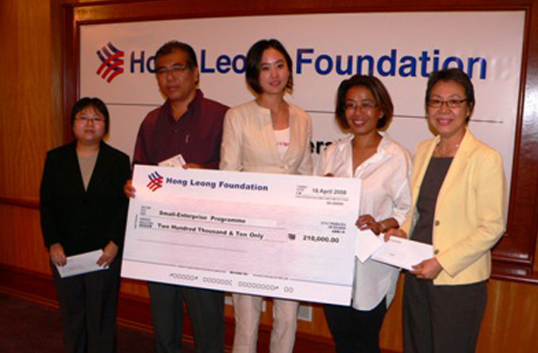 HL Foundation Promotes Self-sufficiency Among Underprivileged